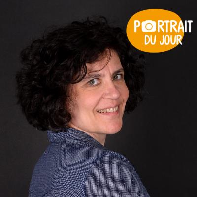 Portrait du Jour Isabelle